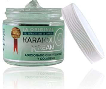 Amazon.com : Karakol Kream Baba De Caracol Cream Celltone Manchas ...