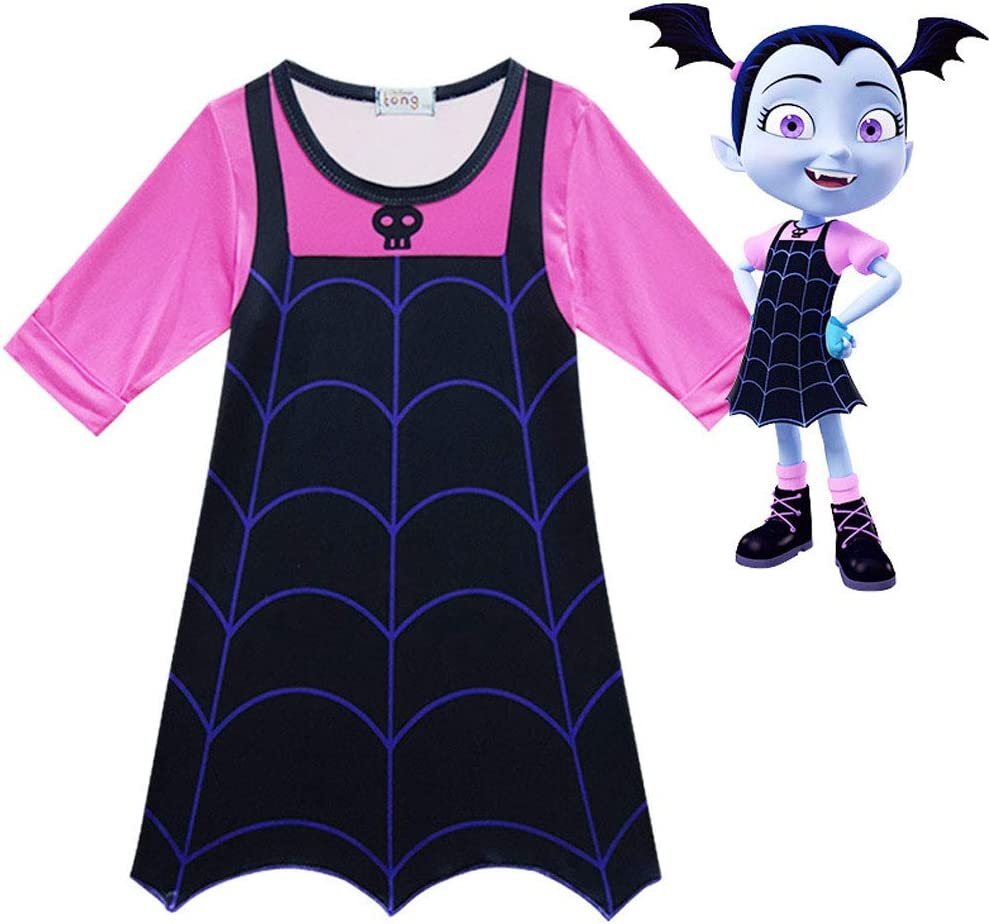 QYS Vampirina Boo-Tiful Vestido en Caja,Dress,90cm: Amazon.es: Hogar