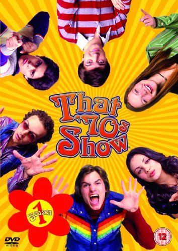 That 70s Show-Seasons 1-8 [Reino Unido] [DVD] (That 70s Show Season 6 compare prices)