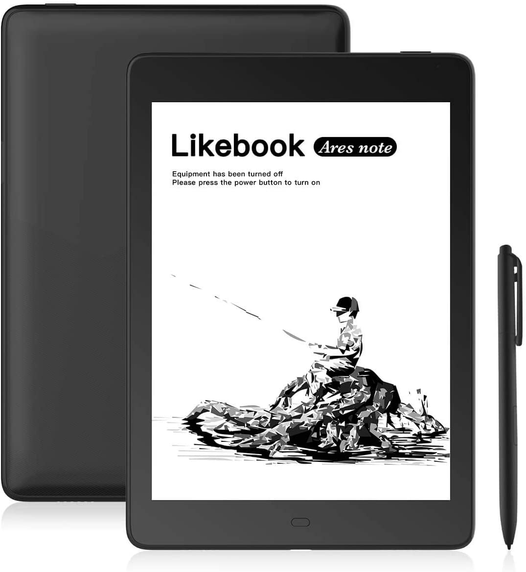Likebook Ares Note E Reader 7 8 Inch E Ink Card Elektronik