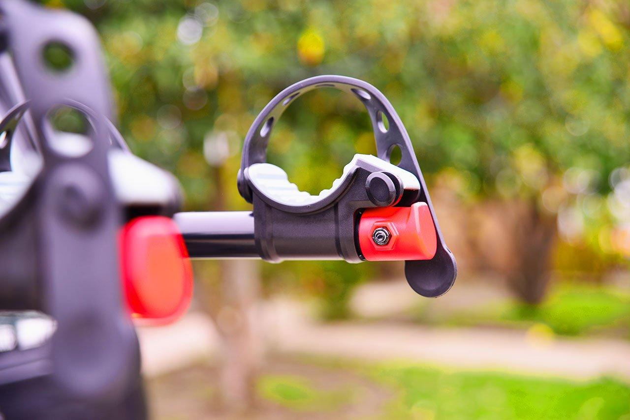 Allen Sports Premier 2-Bike Spare Tire Rack by Allen Sports (Image #7)