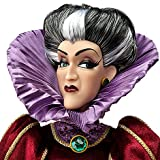 """Disney Limited Edition Lady Tremaine 17"""" Cinderella Villain Doll LE 1500 - Collectible Evil Stepmother"""