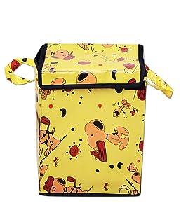RED HOT Designer Large Foldable Laundry Bag