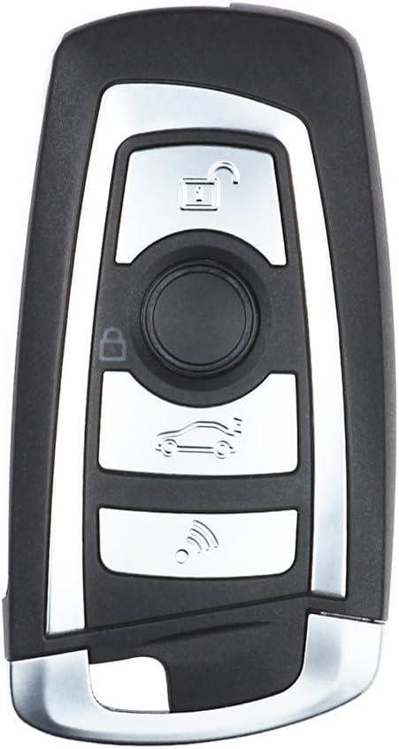 7 Series HU58 Keyecu EWS Modified Flip Remote Key 315MHZ ID44 1998-2005 for BMW 3 5