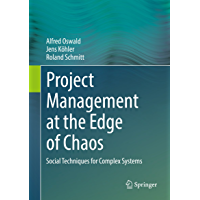 Project Management at the Edge of Chaos: Social Techniques for Complex Systems (English Edition)