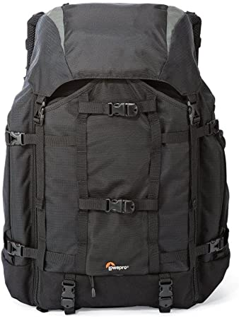 Lowepro LP36775 Trekker 450 AW Camera Backpack Large Capacity Backpacking Bag for All Your Gear,Black