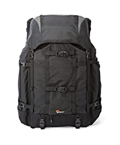 Pro Trekker 450 AW Camera Backpack from Lowepro - Large Capacity Backpacking Bag for All Your Gear