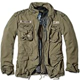 Brandit Men's M-65 Giant Jacket Olive Size L