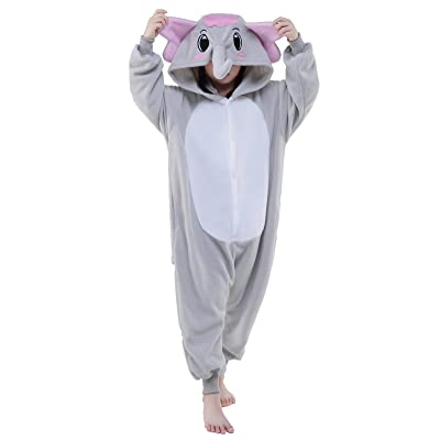 CANASOUR Polyster Halloween Kids Animal Costumes Cosplay Pajamas: Clothing