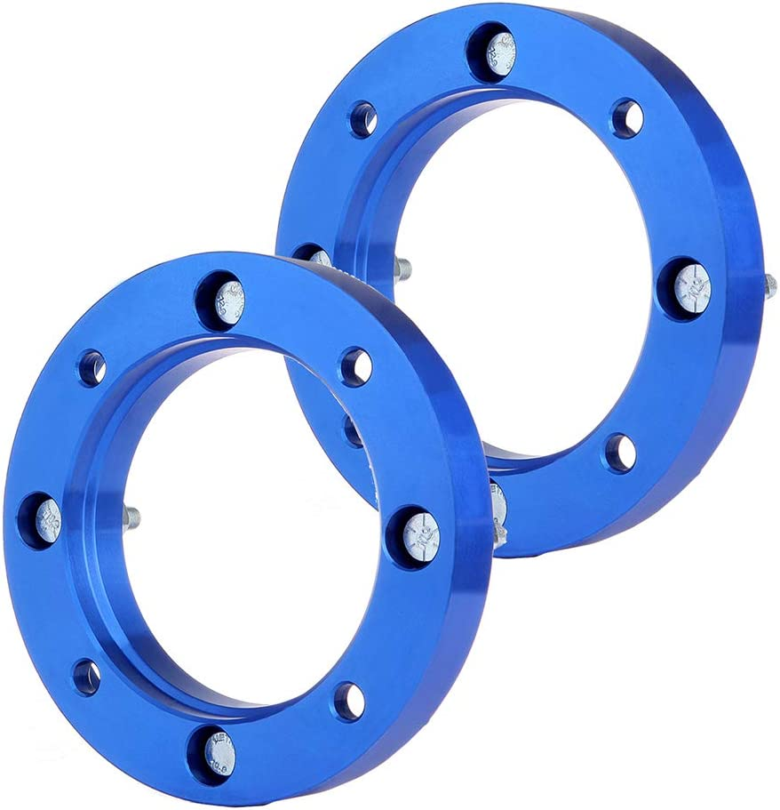 SCITOO 2X 4 Lugs Wheel Spacers 1 4x156mm to 4x156mm fit for 2001-2003 Kawasaki Lakota 300 KEF300B Sport 3//8 x24 Studs