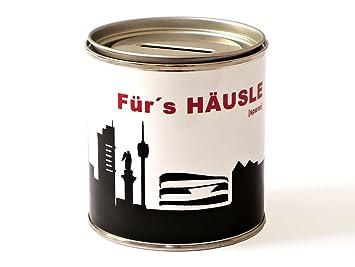 Amazon De Spardose Stuttgart Furs Hausle Geldgeschenk Fur Haus