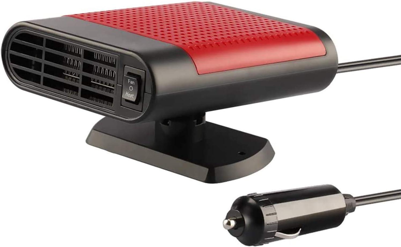 Car Heater,Mingting Portable 12V 200W 2 in 1 Auto Car Heater Cooling Fan Defroster Defrost Windscreen Window Demister