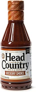 product image for Head Country Bar-B-Q Sauce, Hickory Smoke, 20 Ounce (Pack of 6)