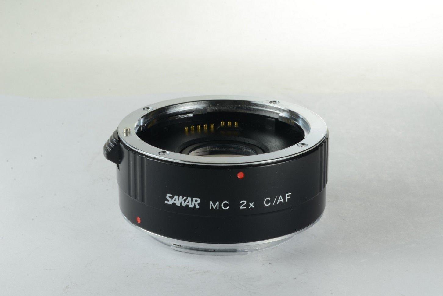 2x AutoFocus Tele Converter Doubler for CANON EOS lenses