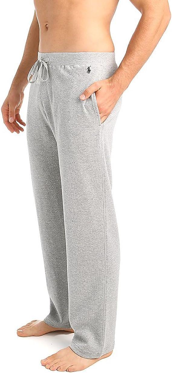 Polo Ralph Lauren waffle-Knit térmica pantalón de pijama, pijamas ...