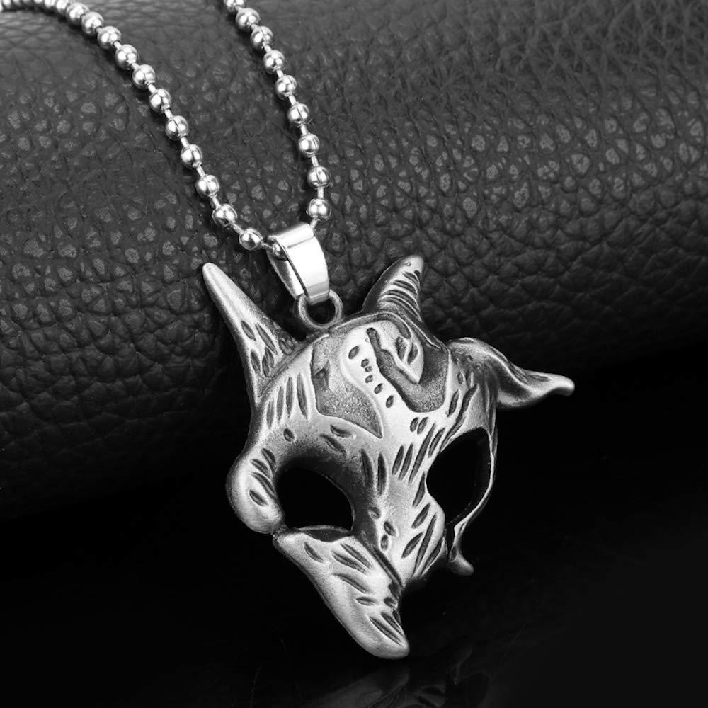League Legends LOL Necklaces for Men Eternal Hunters Kindred Necklace AEmber Kindred