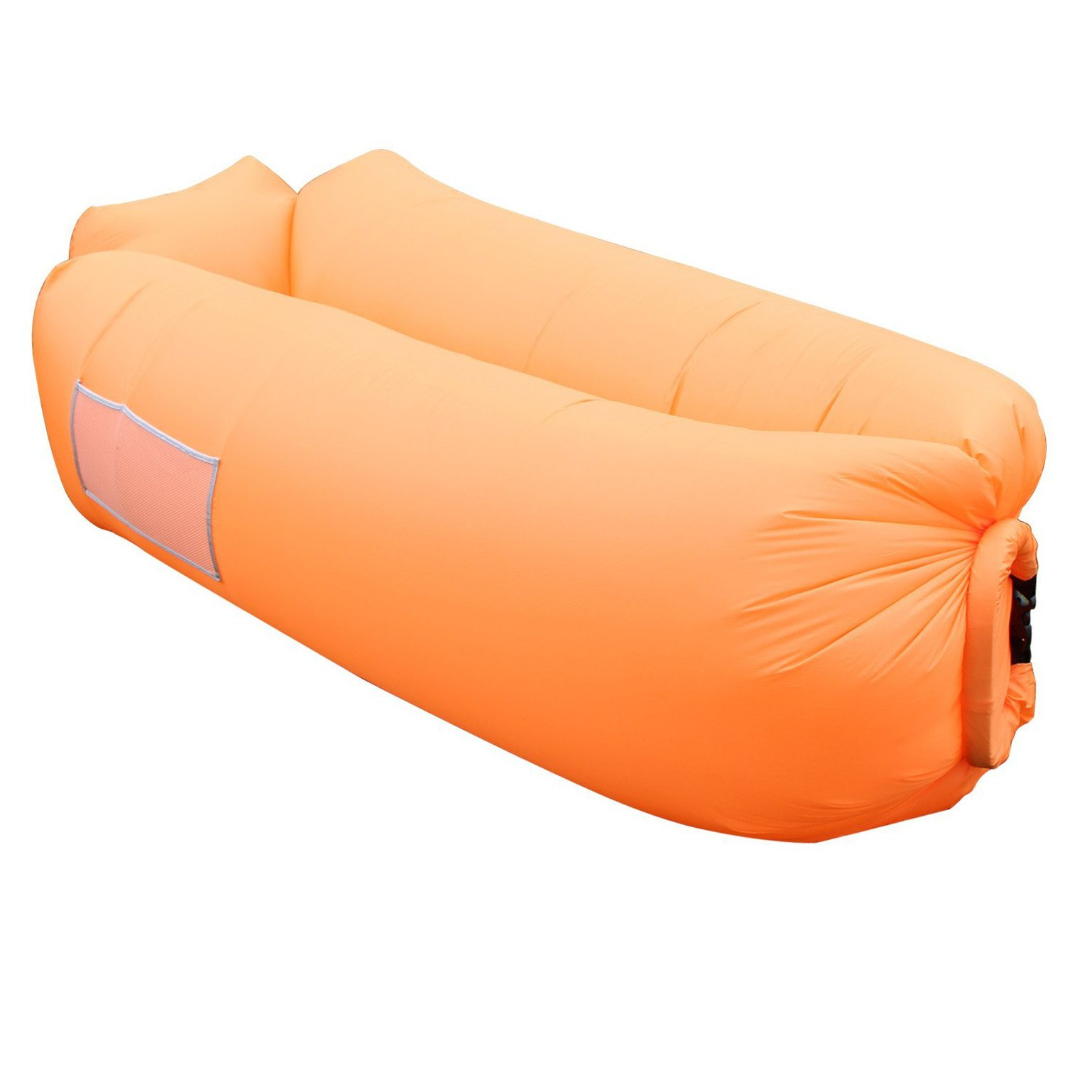 HELESIN Inflatable Lounger Air Couch,Portable Hammock Waterproof Anti-Air Leaking Sofa for Home Lakeside Beach Traveling Camping Picnics Festivals by HELESIN