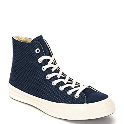 76b0bf96a375 Converse Chuck Taylor All Star 70 High-top Sneakers 155451C Obsidian Egret  (US