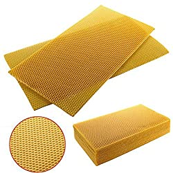 EatingBiting?R?10pcs 20cm x 41cm Sheets Natural Be