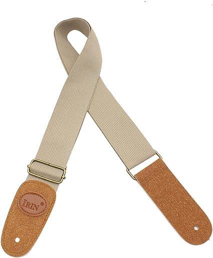 Andoer® IRIN Ajustable Correa Cinturón Trenzado de Algodón de la ...
