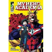 My Hero Academia, Vol. 1: Izuku Midoriya: Origin