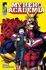 Middle school student Izuku Midoriya wants to be a hero more than anything, but he hasn't got an ounce of power in him. With no chance of ever getting into the prestigious U.A. High School for budding heroes, his life is looking more a...