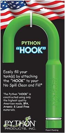 Python mains libres Crochet