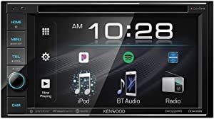 Kenwood DDX396 6.2 inch DVD Receiver with Bluetooth