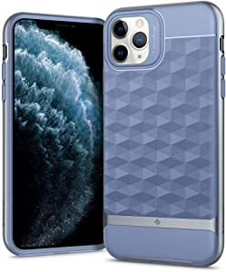 Caseology Parallax for Apple iPhone 11 Pro Case (2019) - Silver