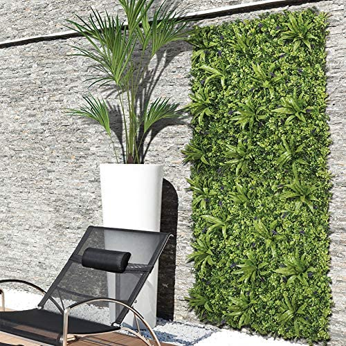 NORTENE Jardín Vertical Jungle 1x1 m. Verde.: Amazon.es: Hogar