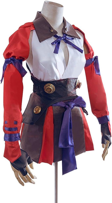 Amazon.com: Anime Mumei Cosplay Costume Girl New Combat Fighting