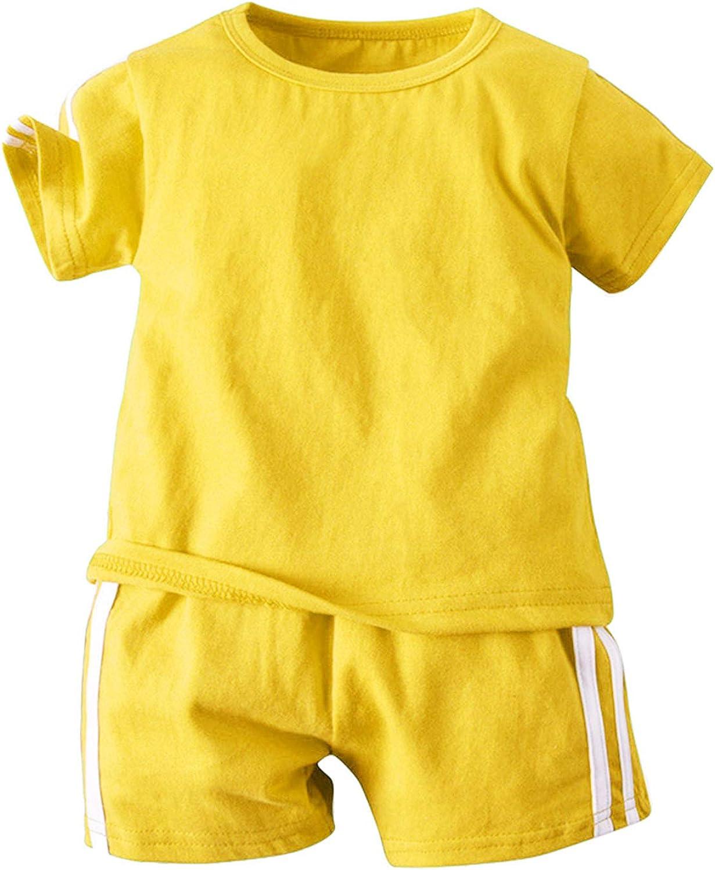 Kaerm Baby Jogginganzug mit Langarm Sweatshirt Kapuzenpullover Jogginghose Lang Samt Unisex M/ädchen Jungen Hoodie Sportanzug Bekleidung Outfit Set