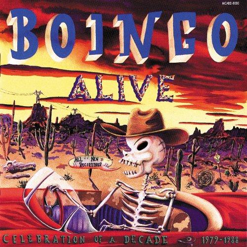 No Spill Blood (1988 Boingo Alive Version)