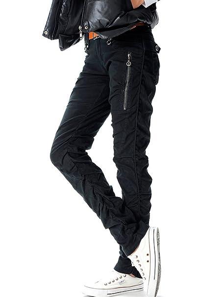 Amazon.com: AUSZOSLT pantalones militares de algodón con ...