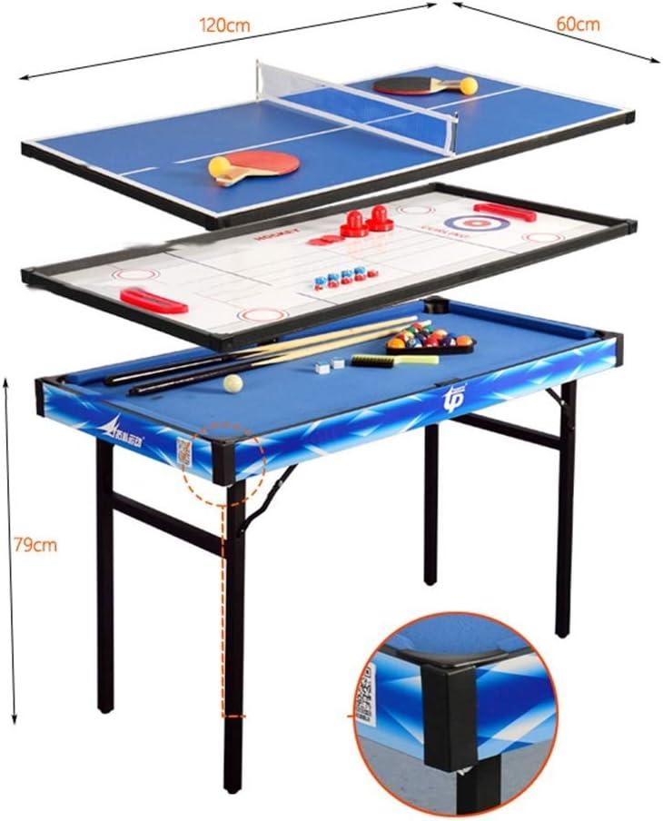 LCRACK 4 En 1 Multi Combo Sport Table, Máquina De La Diversión ...