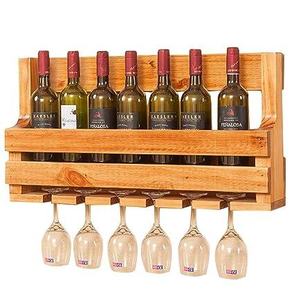 Estante/Soporte / Estante/Estante / Estante/Estante para Vinos De Vidrio En