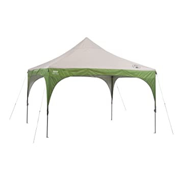 Coleman Instant Beach Canopy 12 x 12 Feet  sc 1 st  Amazon.com & Amazon.com: Coleman Instant Beach Canopy 12 x 12 Feet: Sports ...