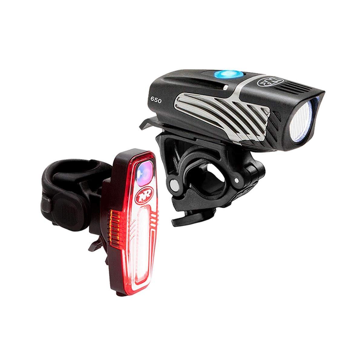 NiteRider Lumina Combo Sets Bike Lights – Front Lights and Tail Lights NR6788