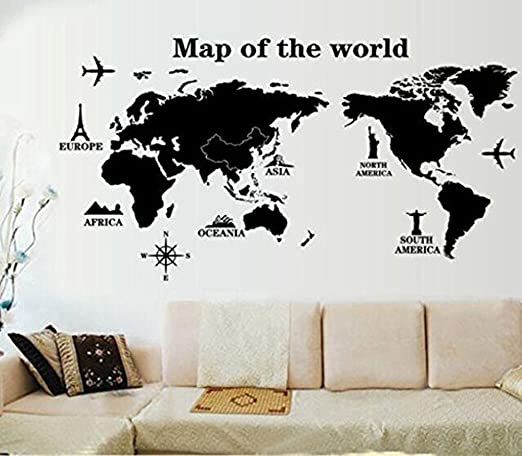 Large LOVE Wall Stickers Removable Decal Home Decor DIY Art Decoration Mur SQF