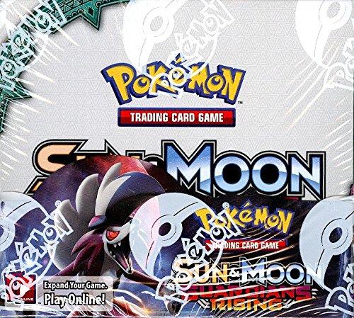 Pokemon TCG XY Sun & Moon Guardians Rising Sealed Booster 6 Box Case (English) Photo