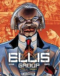 Ellis group, Tome 3 : Sandmen par Sébastien Latour
