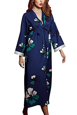 Kimono mantel seide
