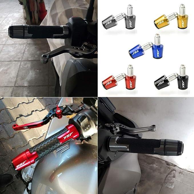 Guidon Poignées RS PROGRIP YAMAHA yzf-r1 rn19 07-08 r-1 r1 R 1 Poignées Rouge Nouveau