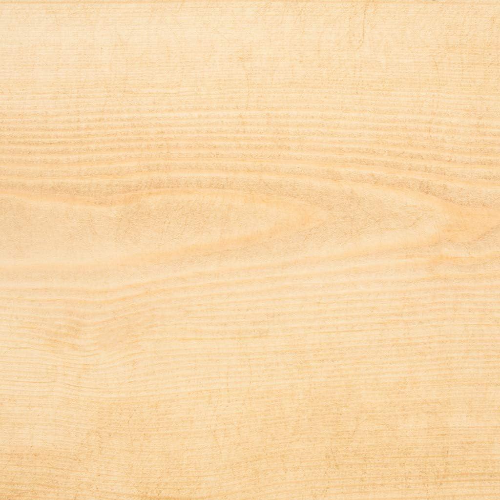 Teak 30cm Funky Chunky Furniture 14,5 x 4,5 cm Lisse /Étag/ère Murale Bois