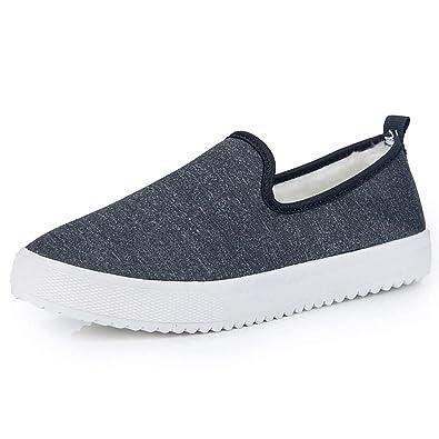 Amazon.com: YIRANFA Zapatillas de invierno cálidas para ...