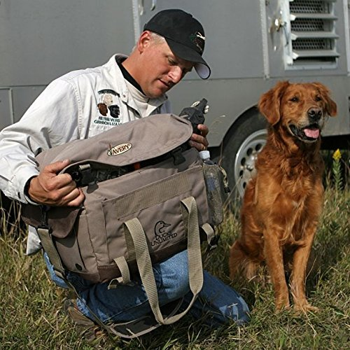 Avery Sporting Dog PRO Trainer's Bag,Field Khaki by Avery Sport Dog (Image #4)
