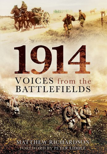 1914: Voices from the Battlefields
