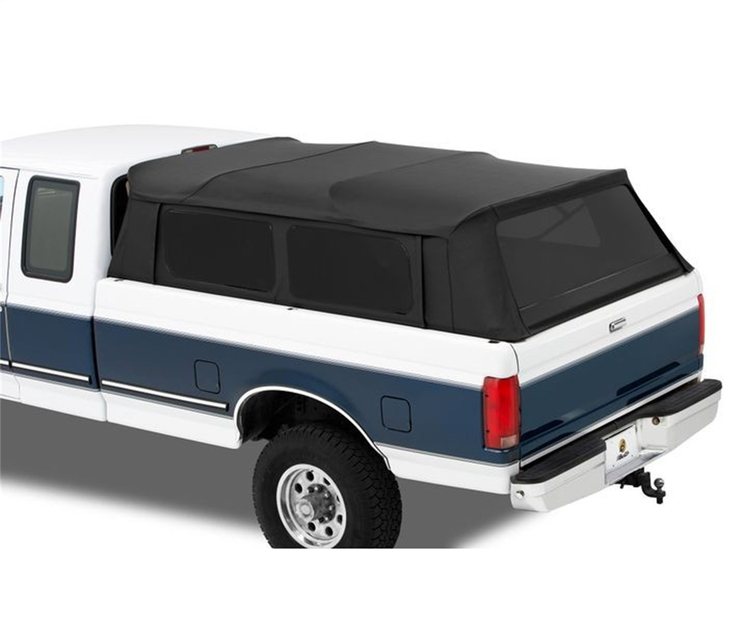 1. Bestop 76309-35 Black Diamond Supertop for Truck