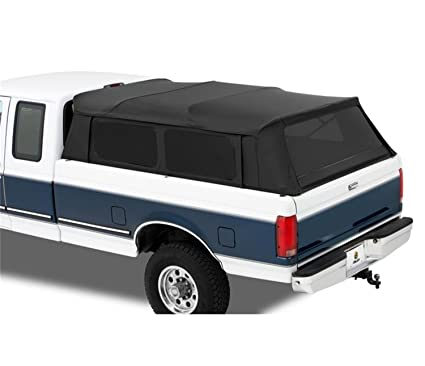 Bestop   Black Diamond Supertop For Truck Bed Cover For   Ford