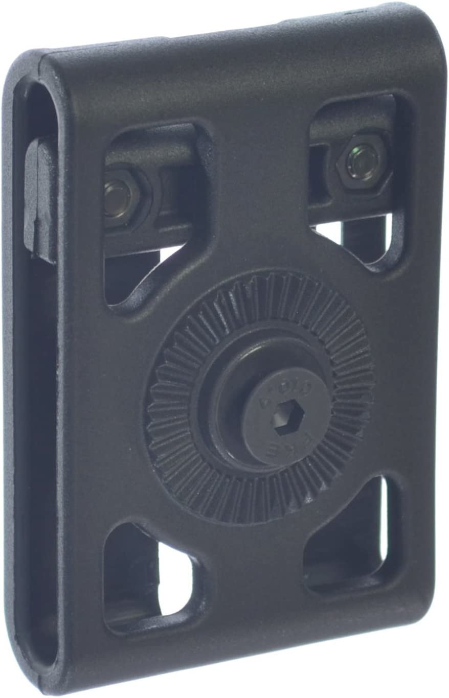 IMI-Defense Belt Holster Attachment for All Paddle Holsters and Magazine Pouches Black